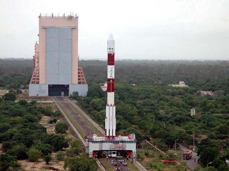 Chandrayaan – II mission to south pole of moon