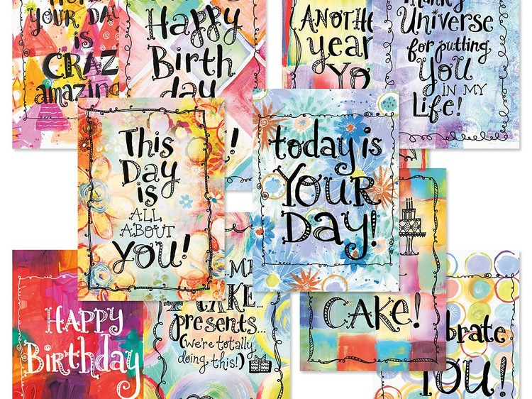 How To Make Your Birthday Greeting Cards Look Like Awesome