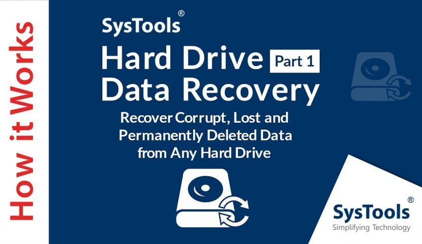 Methods to Recover Deleted Data from Hard Drive on Window Computer