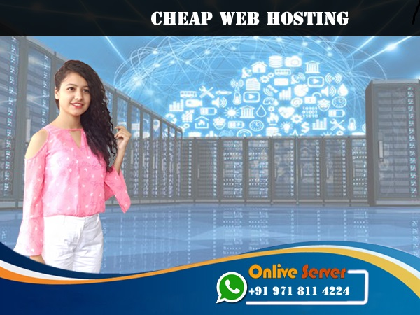 Considered a low-cost web hosting with Amazing Features – Onlive Server