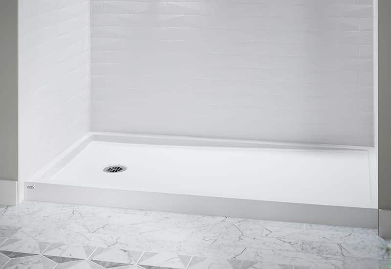 How to choose the right shower base for your bathroom?