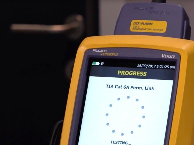 Profit yourself  by calibrating your Fluke network testers