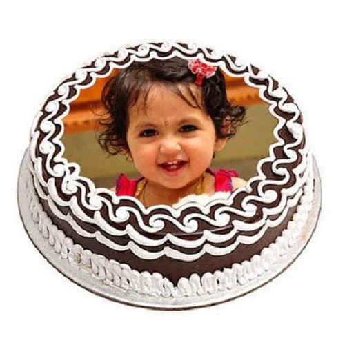 Fall In Love With Photo Cake For Kids