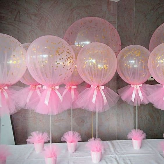 Awesome Balloons Birthday Decoration Ideas At Home