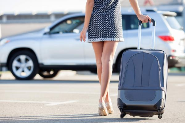 What are the undercover airport parking services?