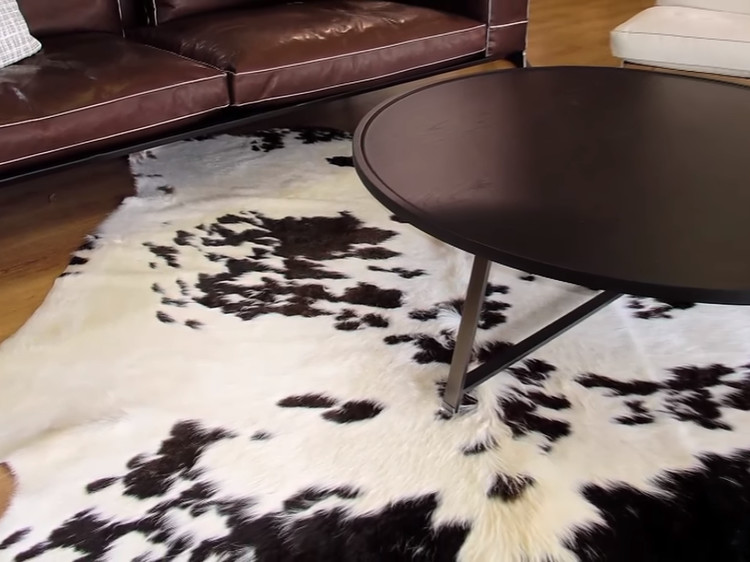 Learn about & Benefits of Cowhide Rug