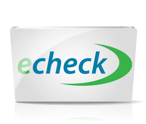 eCheck Payment Gateway offers safe handling of payment to industries