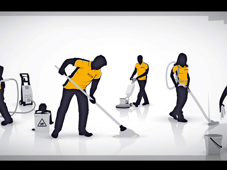 Cleaning of A Variety of Places in A Cost-Effective Way
