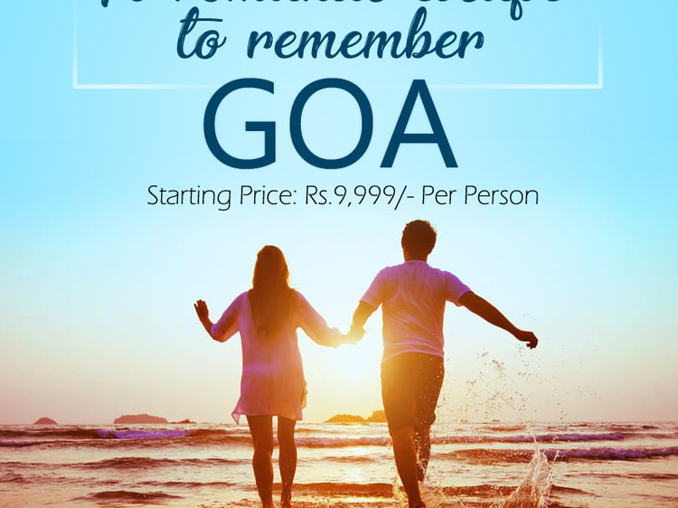 Couples Will Cherish Every Minute In 2020 At These Beaches in Goa for Couples