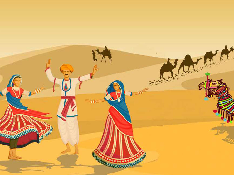 7 Amazing Things to do in Golden Triangle Tour with Jaisalmer
