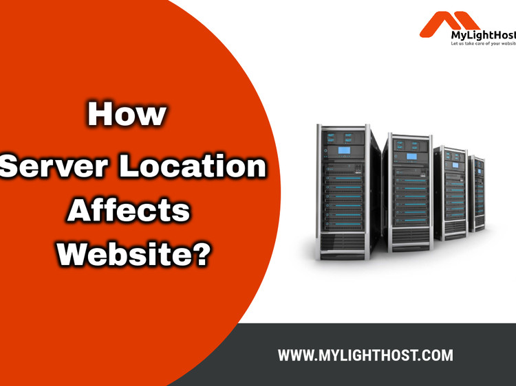 How Data Center Location Impacts Your Website?