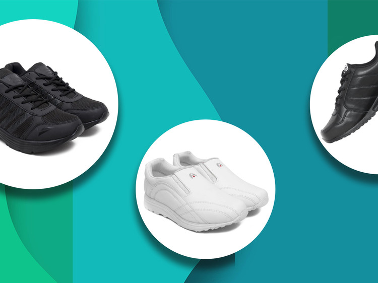 Top 5 selling kids school shoes in India