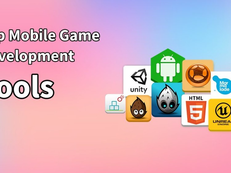 Mobile Game Development Service Tool Required For  Your Dream Game