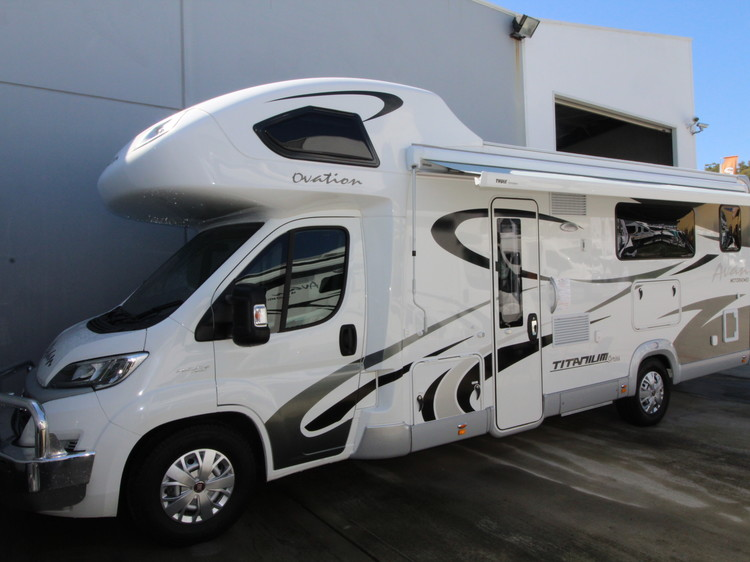 How to Make Your Motorhome Spring Ready