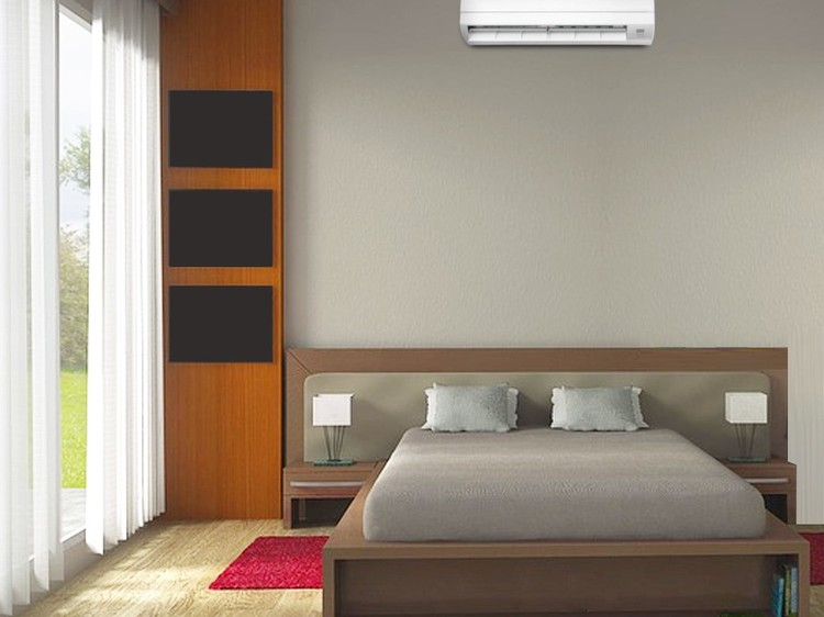 What is just a Multi-split air-conditioning process?