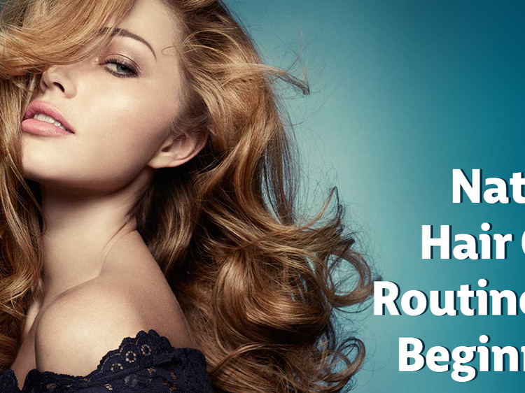 Natural Hair Care Routine for Beginners
