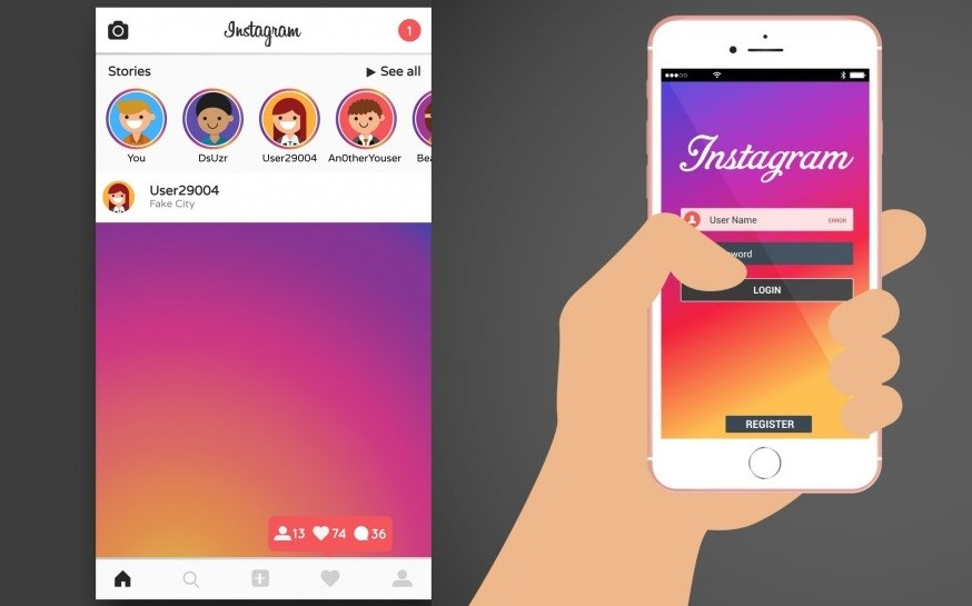 INSTAGRAM - WHAT IT IS AND HOW IT WORKS