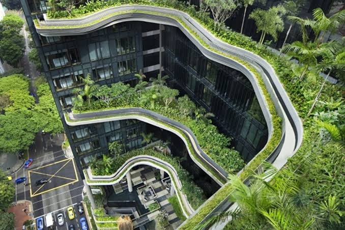 North America to Have Mammoth Share in Green Building Market