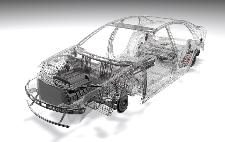 Importance of 3D CAD Modeling in the Automotive Industry