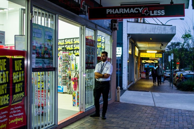 Retail Security Solutions Sydney - Pinnacle Protection