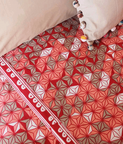 Bed Cover Design Ideas for the Aesthetic Bedroom Look