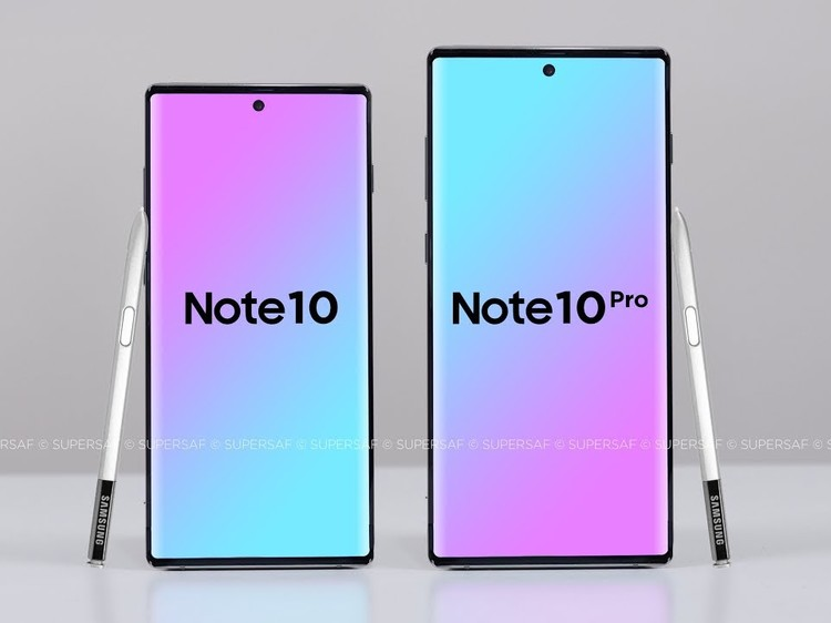 THE BEST REVIEW OF SAMSUNG NEW GALAXY NOTE 10+