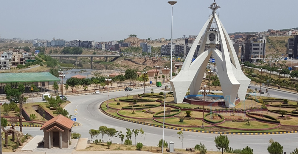 Overview Bahria Town Rawalpindi in Pakistan