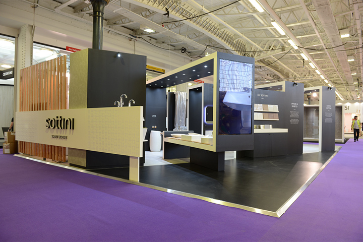 8 Ideas to Design an Eye-catching Exhibition Stand