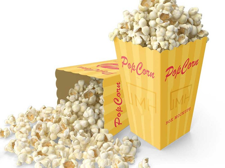 How Can Someone Imagine Watching A Movie Without Popcorn