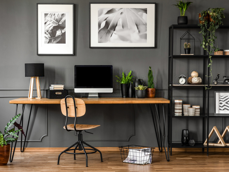 5 Eye-popping Home Office Setup ideas to work efficently