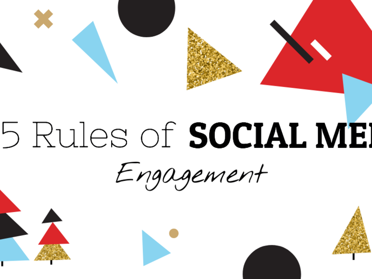 5 Rules of Social Media Optimization : Tips to Engage your Audience