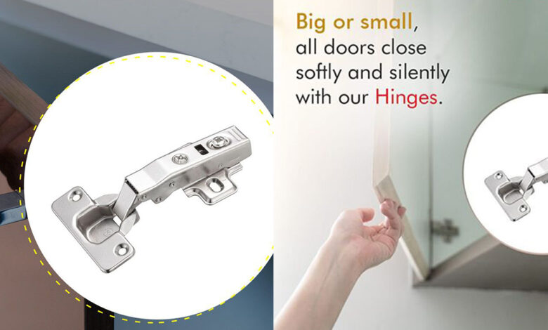 7 Most Recommended Types of Door Hinges for You