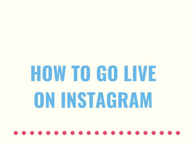 A Complete Guide: How to Go Live on Instagram?