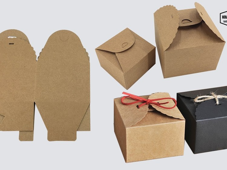 Kraft Paper Boxes. Get the Best Packaging Solution Here