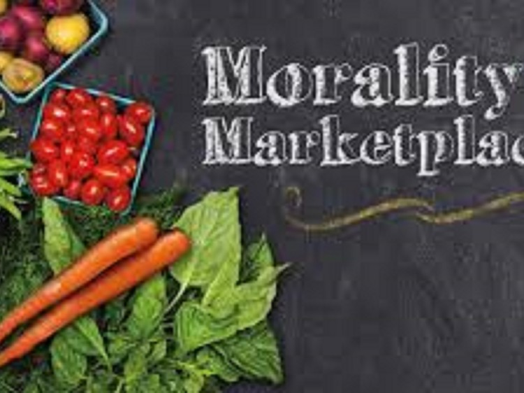 Morality in the Marketplace. The role of the IMF and the WB is of paramount.