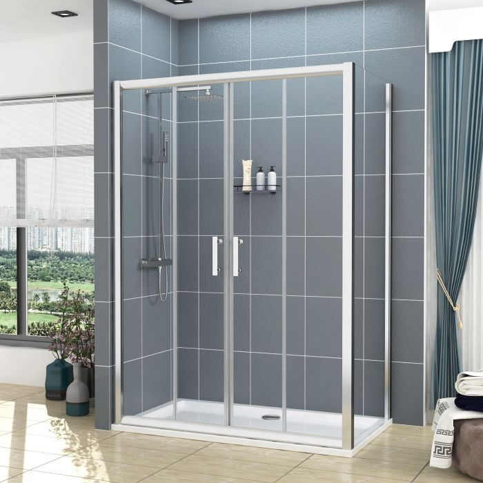 The Way to Fit Rectangular Shower Enclosure