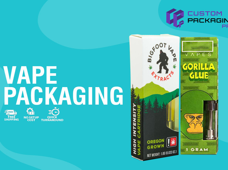 Vape Packaging – A Chance to Increase Your Sales and Revenue