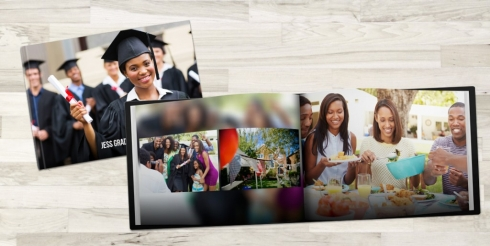 Ways to make a graduation photo book for yourself